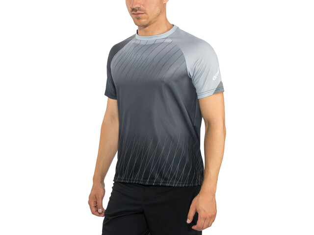 Gonso Meta T-shirt Homme, black